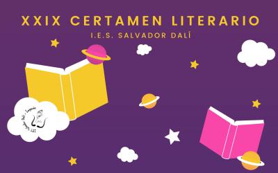 XXIX Certamen Literario IES Salvador Dalí